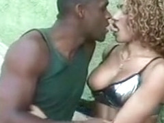Hottest amateur shemale video with Interracial, Compilation scenes