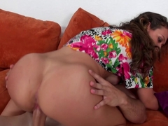 Exotic pornstar in Incredible Big Ass, Brunette xxx video