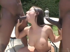 Maria Bellucci Blowjob