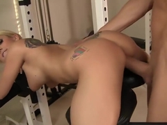Christie Stevens Likes To Fuck Passionately