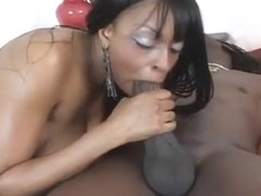 Exotic adult scene Ebony craziest show