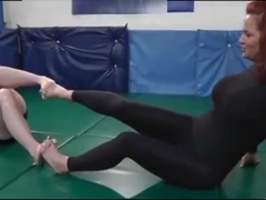 Toe-lock competition