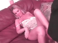 Hottest porn clip Blonde watch just for you