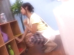 Best Japanese chick Satomi Suzuki in Crazy Blowjob, Cunnilingus JAV video