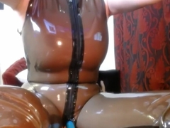 transparent latex catsuit_3_3