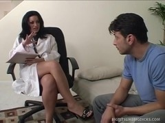 Big Titty Nurse Angelica Raven Wants It