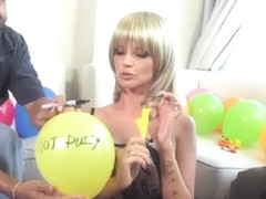 Balloon Fetish with Joslyn James - JoslynJames