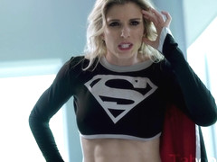 dark supergurl in the revenge crew, part two with Cory Chase