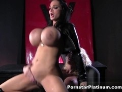 Puma Swede in Dominating Amy Anderssen