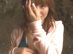 Incredible Japanese chick Naho Ozawa in Horny Blowjob, Red Head JAV scene