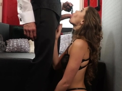 He fuck me so good in my ass - Little Caprice