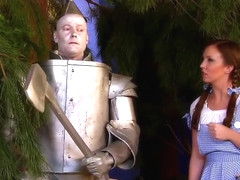Wizard Of Oz Parody