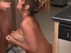 Rachel Steele Breakfast fuck