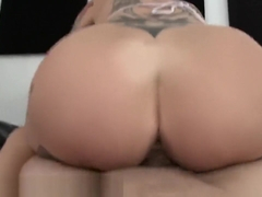 Anna Bell Peaks  in Public and Fucked Hard POV- FULL SCENE!