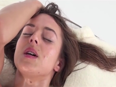 Dominika C - Multiple Orgasm During Girl Girl Massage