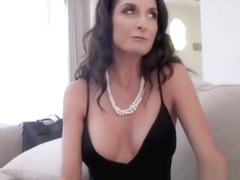 I&#039_m your stepmom, you can&#039_t keep blackmailing me for sex- Silvia Sage