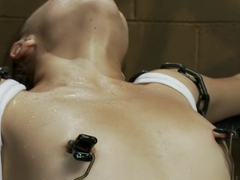 Wet T-Shirt + Hard Bondage