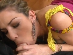 Barry Scott and hot Kaila Paige are having a wild neighbour fuck
