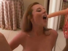 (sam summers) Hot Teen Girl Play With Sex Things Used As Dildos vid-24