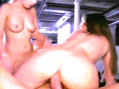 We fuck in front of 200 people, Little Caprice, Lena Nitro & Marcello