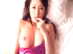 Beautiful azumi mizushima fucks in tight pants
