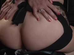 Bobbi Starr Gets Plowed In Hardcore Fashion