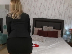 4k katevixxen livejasmin high heals upskirt in office clothes