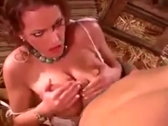 Vickie Powell fuck in the barn