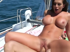 Destiny Dixon sailing and cocksucking