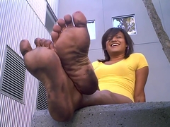 ccs stinky soles of a Hermaphrodite or Transgender