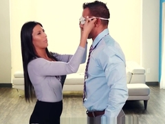 PUREMATURE Milf Makayla Cox uses her tight asshole to get what she wants