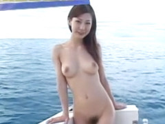 Crazy Japanese chick Mako Katase in Hottest Public, Big Tits JAV clip