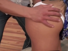 Mahina Zaltana Fucks In A Porn Stud For Her Husband