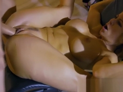 Sweet MILF Alexis Fawx has a fuck session with young hunk