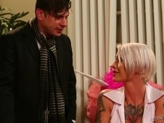 Better Blonde Match-Making! BurningAngel Video
