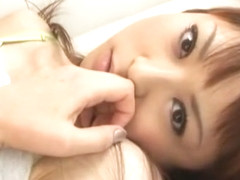 Crazy Japanese model Mahiru Hino in Incredible Solo Girl, Masturbation JAV video