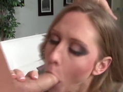 Busty blonde milf, Abby Rode needs a hardcore fuck, now