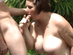 She Only Wants Anal Sex - Violet Addams