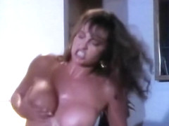 Busty Ashlyn Gere rides fat cock for cum