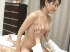 Fabulous Japanese chick Aoki Misora in Exotic Facial, Handjobs JAV movie