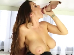 Alison tyler on table