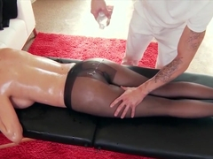 Excellent porn movie Massage incredible only for you
