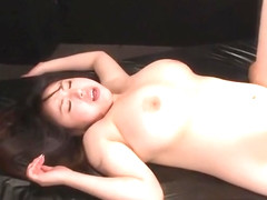Dick sucking sex video featuring Rin Aoki