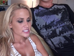 Hottest pornstar Alanah Rae in Fabulous Big Ass, MILF sex video