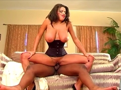 Alexis Silver Takes Huge Bbc