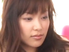 Hottest Japanese chick Yua Aida in Incredible Threesomes JAV scene