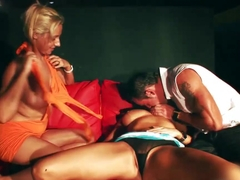 Hottest pornstars in Horny Cumshots, Brunette xxx video