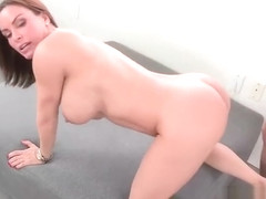 Hot mom sex video featuring Diamond Foxxx and Abby Cross