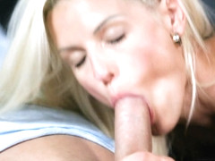 Holidays Make Blanche Bradburry Horny For Cock - Private