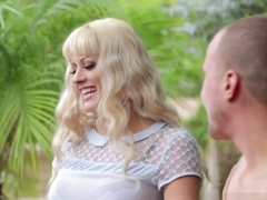 Fabulous pornstars Holly Heart, Jessy Jones in Exotic Blonde, MILF xxx movie